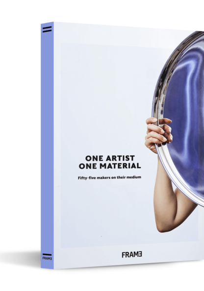One Artist, One Material: Fifty-five makers on their medium